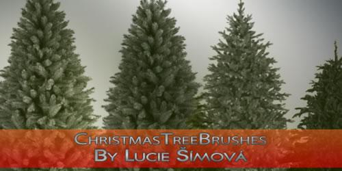 Pinceles de Navidad 01