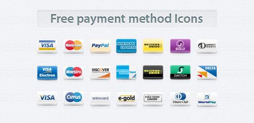Iconos DevianArt - iconos trajetas de crédito
