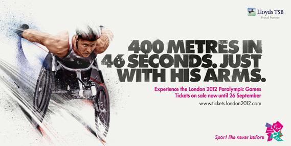 Carteles promocionales juegos olímpicos Londres 2012